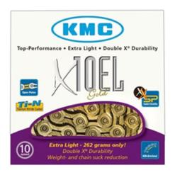 KETTING X10EL 10 SPEED 114L. GOUD