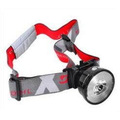 Helmet- & headlights